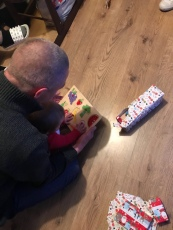Puzzletime with Grandad...
